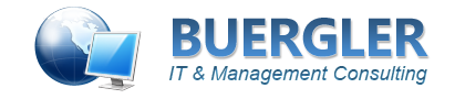 BUERGLER IT Logo